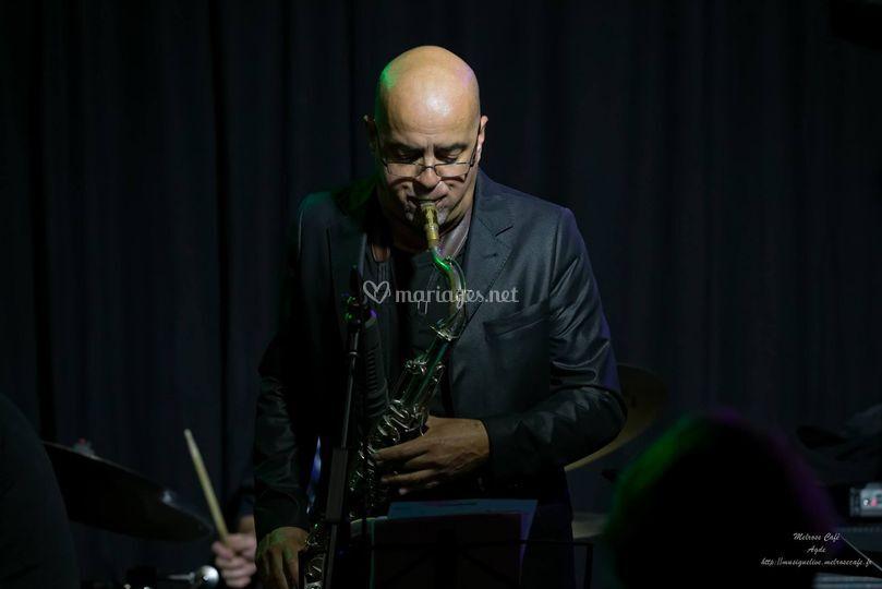 Gabriel Fernandez (saxophone)