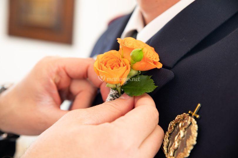 Témoin du marié