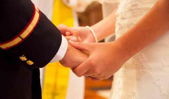 Beaux mariés