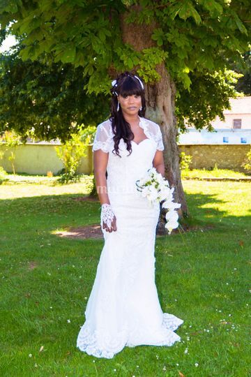 Parc mariée