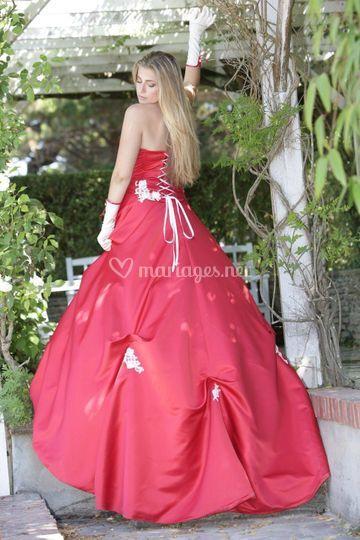 Manon rouge