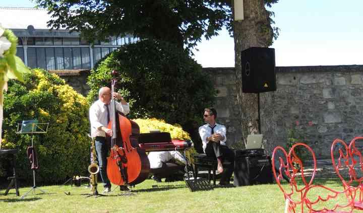 Musique dans les jardins