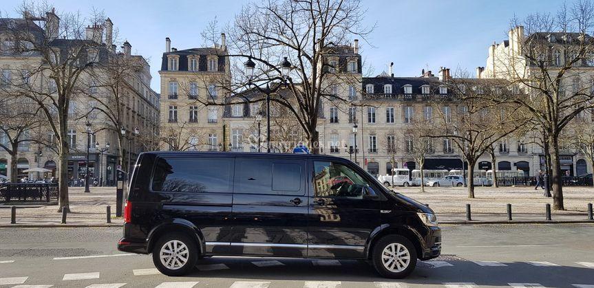 Minivan Caravelle