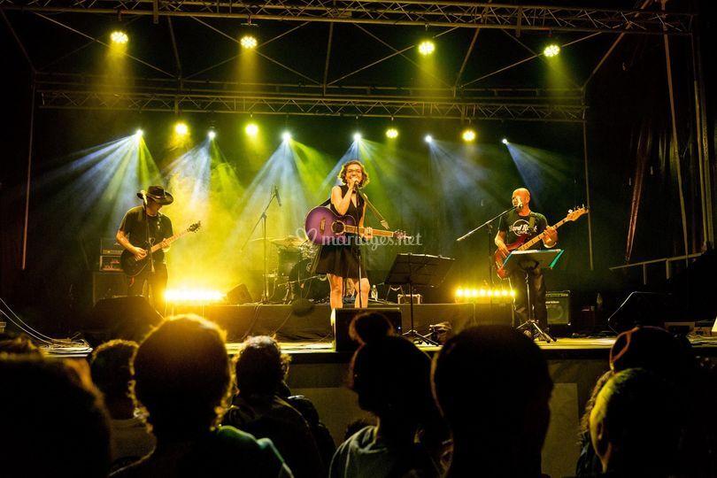 Concert Live à Samoens