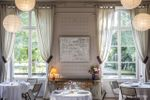 Restaurant sur Ch�teau de Beaussais