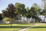 Parc espace Saint Jacut sur Ch�teau de Beaussais