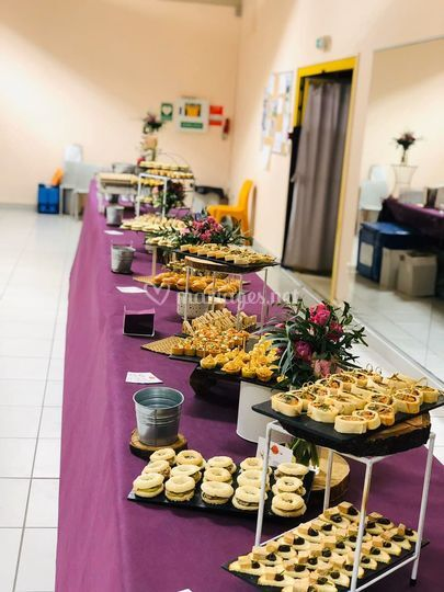 Buffet Theleme