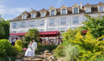 Best Western Hôtel Ile de France 1