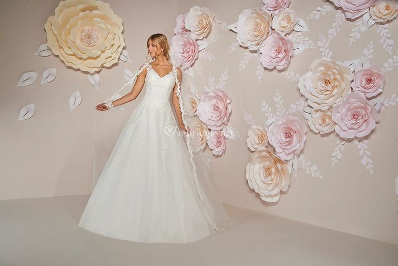 Robe de mariée collection 2020