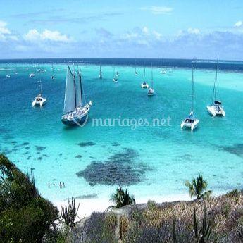 Croisière îles Grenadines