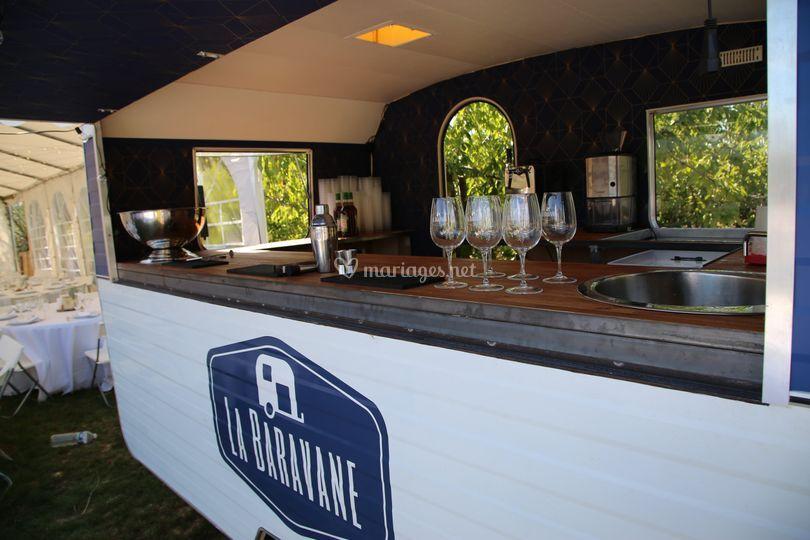 Cocktail caravane