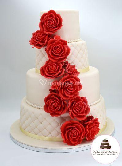 Wedding cake Amor