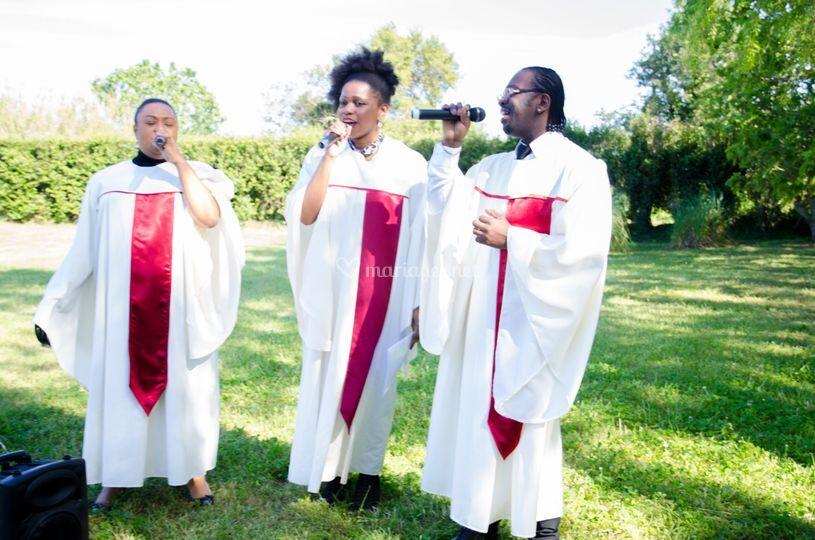 Gospel mariage