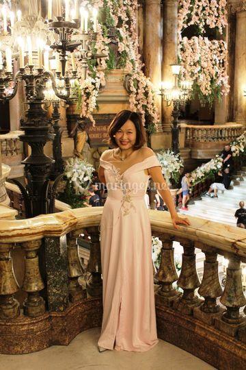 Mi-kyung Kim, sporano lyrique