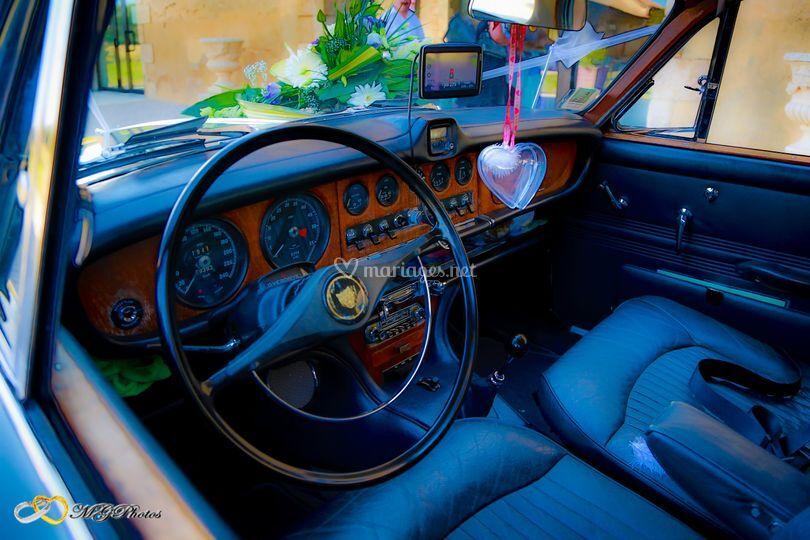 Photo intérieur Jaguar