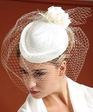 le bibi donne un look rtro si vous avez dcid de faire un mariage moderne ce nest peut tre pas votre meilleure option considrez donc lide de - Bibi Mariage Voilette
