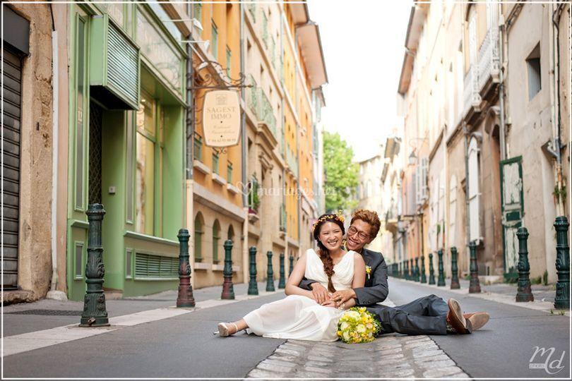 Rina&Shuichi à Aix