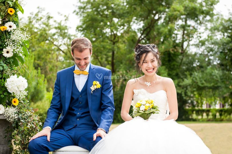 Jeanine&David cérémonie laïque