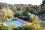 Tr�s grande piscine sur Domaine Cethi