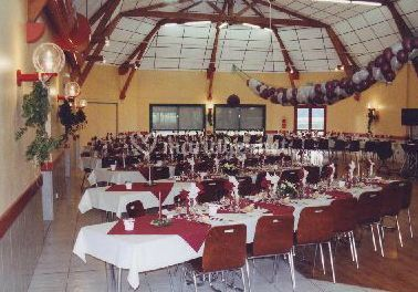 Idéal pour le banquet de mariage