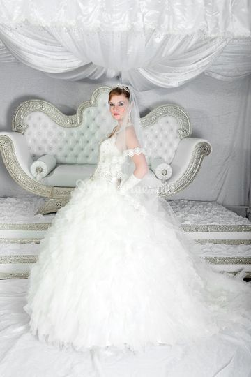 Robe de mariage quetigny