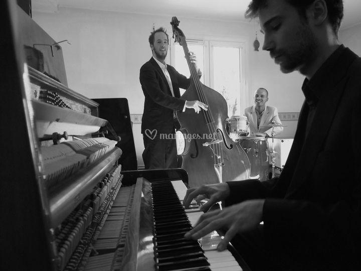 Groupe jazz