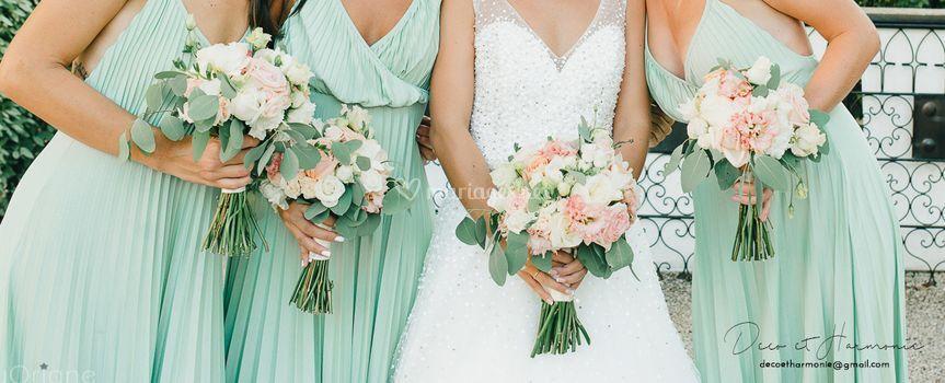 Bouquets demoiselles