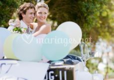Mariés et heureux