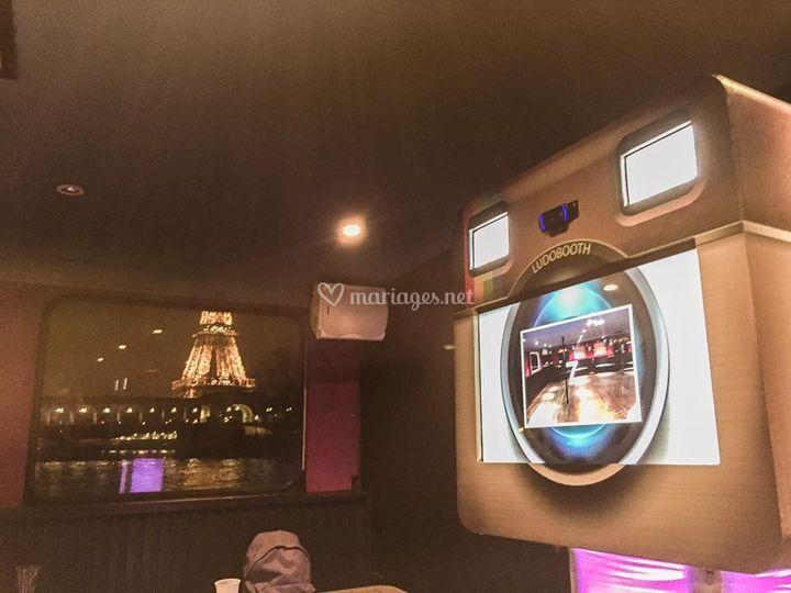 Voir la Belle sur la Seine