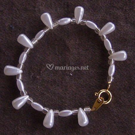 Bracelet gouttes