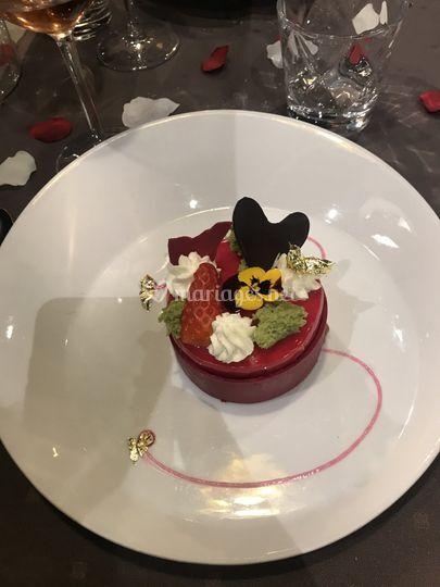 Dessert de saison