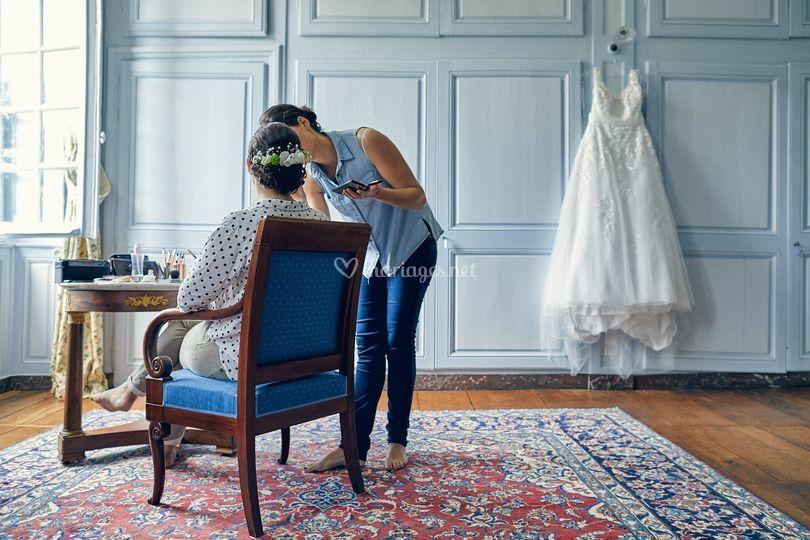 La chambre des mariés