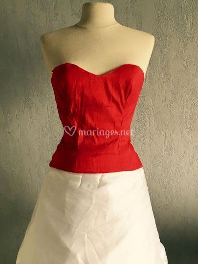Modèle robe