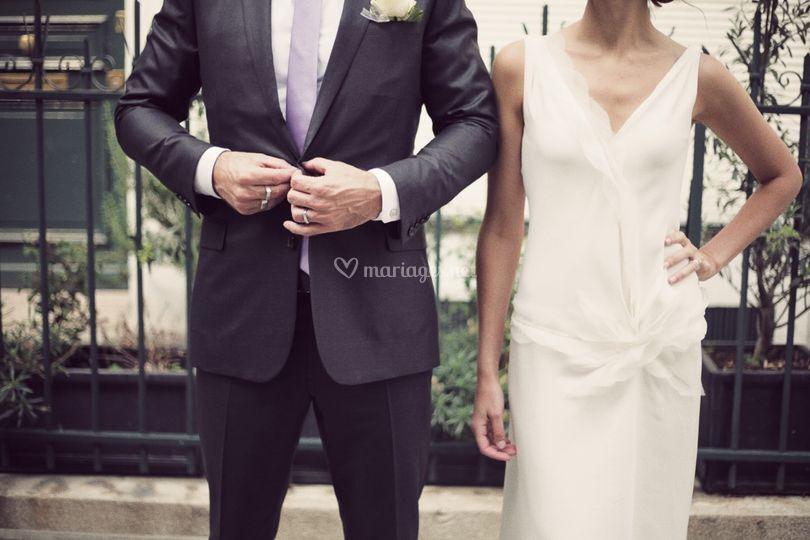 Mariage Chic et Glam à Paris
