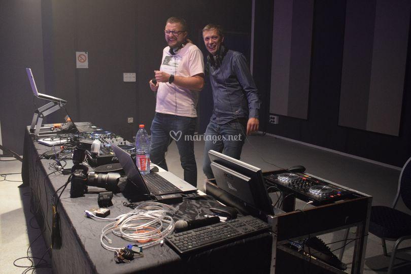 DJ Bruce / Cyril parisot