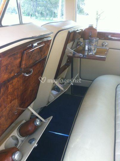 Intérieur Rolls Royce