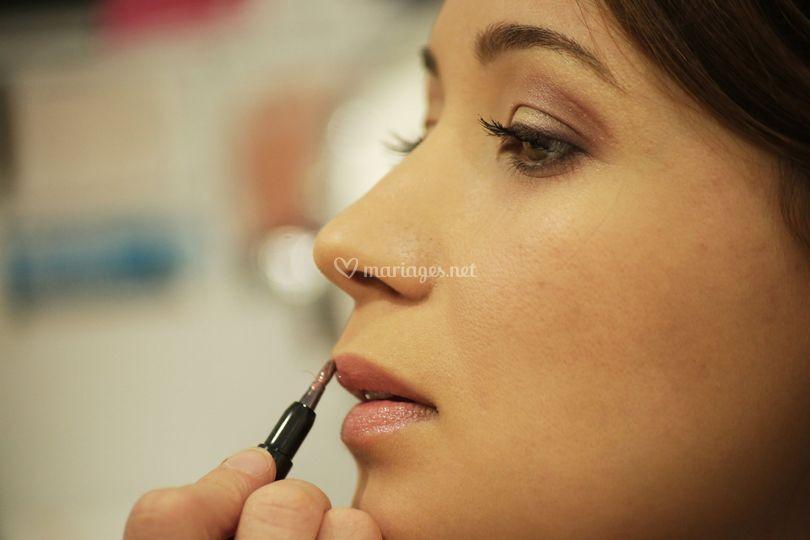 Maquillage (sans retouches)
