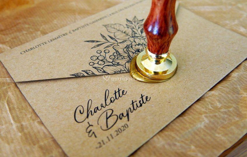 Charlotte & Baptiste