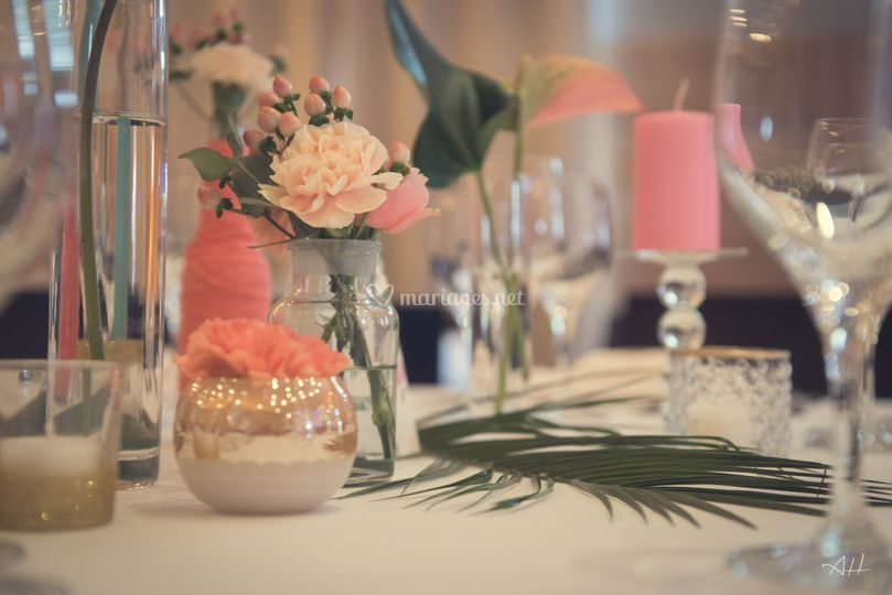 Décoration tables