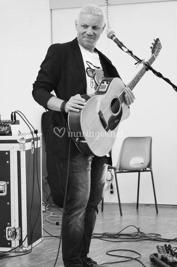 Arnaud BEAULIEU (Guitariste)