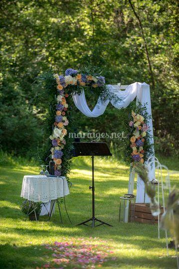 Arche cérémonie
