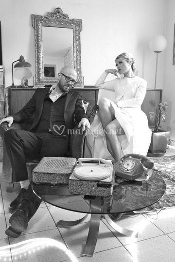 Mr & Mrs Marvel