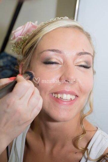 Poudre aux yeux - Maquillage