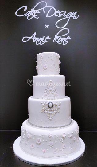 Splendide Wedding cake