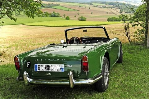 Triumph TR4 62