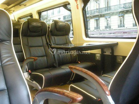 Minibus carré VIP