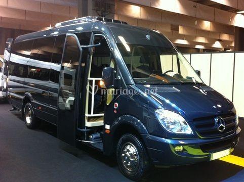 Minibus Mercedes  16 places