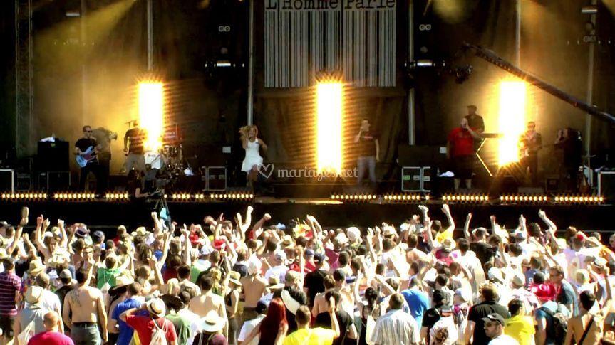 Live - Festival des Energies