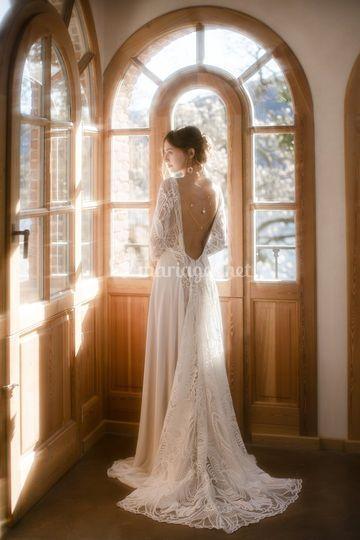 Robe Elsa Gary