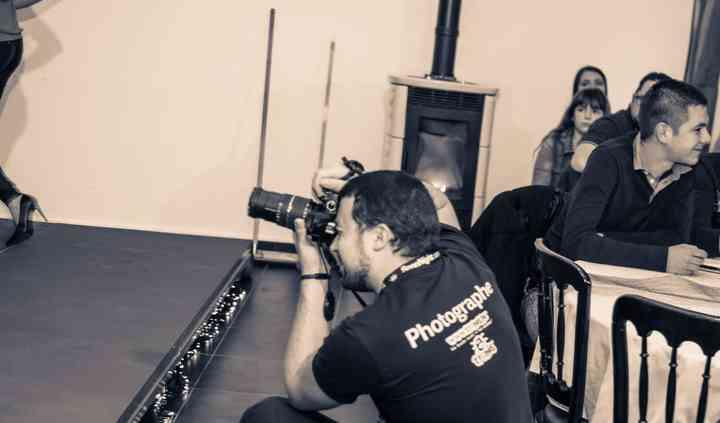 Photographe de défilés